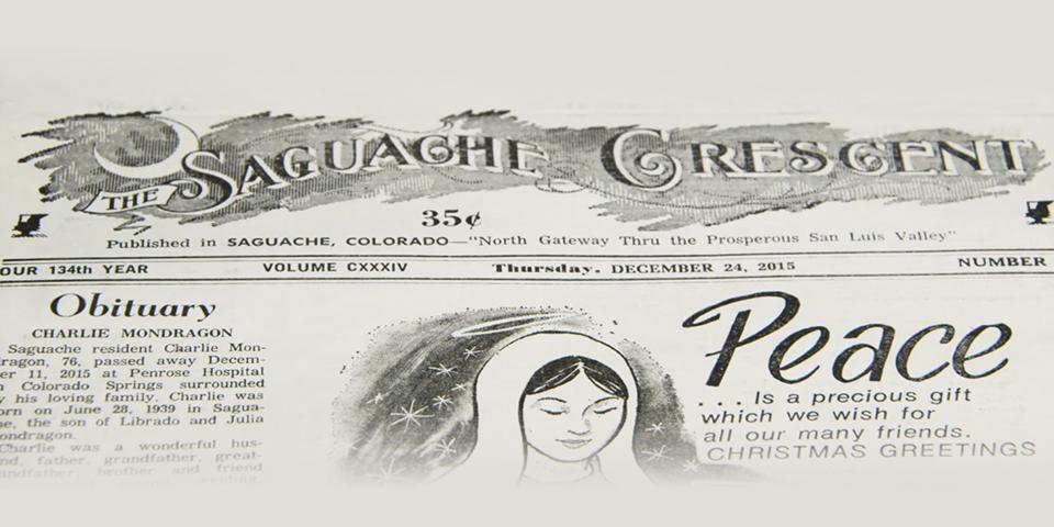 Running America's Last Linotype Newspaper