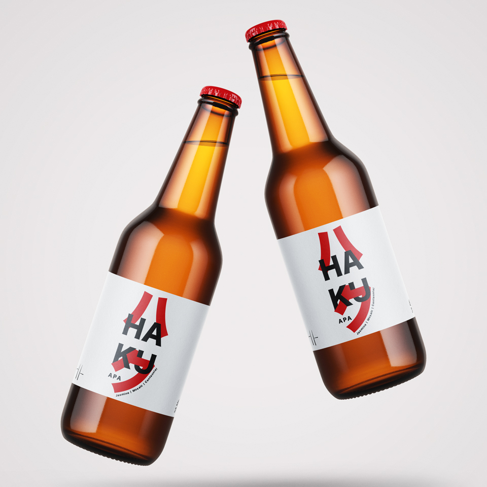 Haku Apa Beer